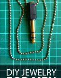 DIY Jewelry for Men - DIY Jewelry for Men      DIY Jewelry for Men gives you full step-by-step instructions for 38 sweet pieces of hardcore, hand-made bling, from fun to classy. Learn how to make chainsaw chokers, bike-part bracelets, and penny penda