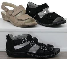 9434f717c Lovely and comfortable sandals by Waldlaufer!