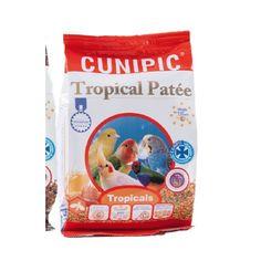 Pasta de cría para pájaros tropicales #tropicales #patée #pasta #cría