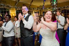Anything goes on the dance floor. #weddingguests #dancing #bride #weddingreception #weddinginspiration #weddingplanner #weddingday #weddingstyle #weddingvibes #weddinggown #weddingparty #weddings #weddingdress #color #weddingphotography