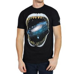 Space Jaws Tee, $19.50, now featured on Fab.