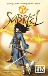 Sabriel   The Old Kingdom Series   Abhorsen Trilogy   Sabriel - Indonesian Cover