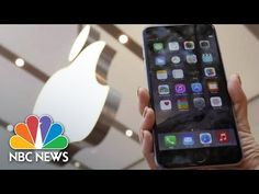 NBC News: 10 Years Of Apple iPhone: A Look Back
