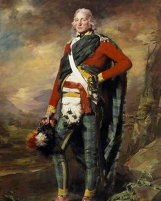 Sir Henry Raeburn's 1795 portrait of Sir John Sinclair, courtesy of the Scottish National Gallery.