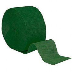 Emerald Green Crepe...