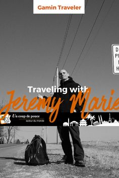 Interview with Jeremy Marie from Tour-Du-Monde-Autostop, a French traveler who has traveled the world for 6 years. Learn tips on how to travel continuously, hitchhiking. #travel #hitchhiking