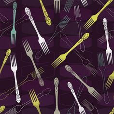 All sizes | Daily Pattern: Fork | Flickr - Photo Sharing!
