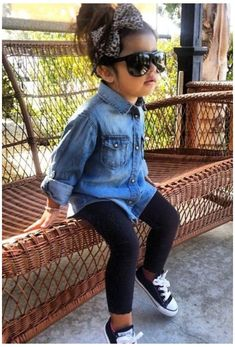 Fashion Kids, Little Girl Fashion, Toddler Fashion, Fashion Spring, Cute Little Girls Outfits, Kids Outfits Girls, Toddler Girl Outfits, Outfits Niños, Spring Outfits
