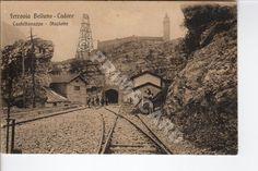 62959 FERROVIA BELLUNO CADORE 1910 CASTELLAVAZZO STAZIONE ANIMAT RAILWAY STATION