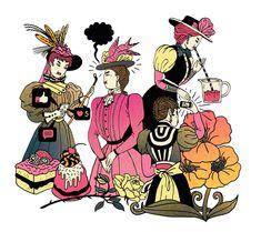 'Eurowoman illustration' by louise rosenkrands - Illustration from Denmark