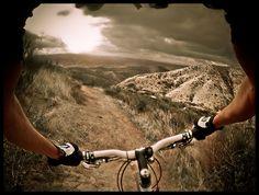 Image from GoPro Hero2...  Chumash Trail, Sim Valley, Ca.