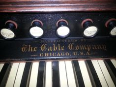 65 Best Pump Organs Amp Player Pianos Images Pump Organ