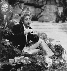 Gene Wilder! This man is beautiful! He was so good looking when he was young!