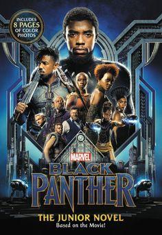 MARVEL's Black Panther: The Junior Novel (Paperback)