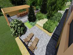 Návrhy a realizácie záhrad 🌿 Záhrada s ohniskom. 🌳🔥Súčasťou našej práce sú realizácie a návrhy záhrad taktiež aj rekoštrukcie existujúcich záhrad. 💪 Aktuálne je ideálne obdobie na plánovanie zmien a rekonštrukcií. Pergola, Sidewalk, Design, Outdoor Pergola, Side Walkway, Walkway, Walkways, Pavement
