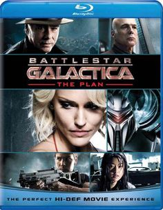 Universal Battlestar Galactica: The Plan