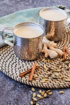 Chai ya Tangawizi is a soothingginger tea from Kenya. Tea was first introduced to countryin 1903 and Kenya has grown to become one of the largest tea exporters in the world.There are a few different ways to prepare the drink, from simply steeping ginger and tea leaves with water to an extra creamy and warmingmixture...Read More »