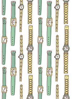 #patterns #watchs #print #design