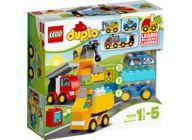 LEGO DUPLO 10816 Mina första bilar och lastbilar