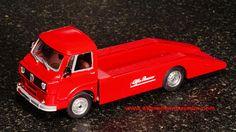[ 1967 ] F12 – Vehicle Transporter ( 1/43 )   Alfa Romeo Model Car Museum