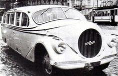 Opel Blitz Ludewig Aero bus (1930s)