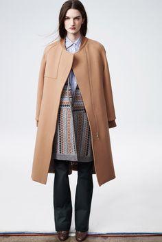 Thakoon Pre-Fall 2014 Fashion Show - Carly Moore