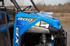 New 2016 Polaris RANGER XP 900 EPS Velocity Blue ATVs For Sale in Wisconsin. 2016 Polaris RANGER XP 900 EPS Velocity Blue, Very Nice In Blue 2016 Polaris® RANGER XP® 900 EPS Velocity Blue Hardest Working Features The ProStar® Engine Advantage The RANGER XP 900 ProStar® engine is purpose built, tuned and designed alongside the vehicle resulting in an optimal balance of smooth, reliable power. The ProStar® XP 900 engine was developed with the ultimate combination of high power density…