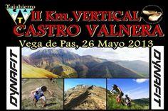 II Carrera del Km vertical en la Vega de Pas, el 26 de mayo 2013  #Cantabria #Spain