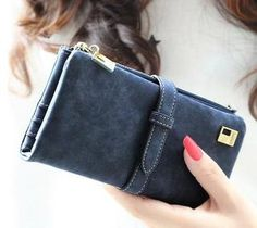 Multi-Card Long Wallet for Women - J20Style - 3