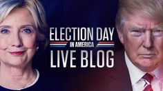 Election livestream, live updates and analysis from the final moments of the 2016 campaign between Hillary Clinton and Donald Trump. Watch live coverage of election night in America here and on CNN on November 8.