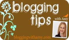 blogging tips.