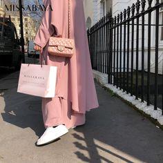 Muslim Fashion, Modest Fashion, Hijab Fashion, Mode Abaya, Mode Hijab, Muslim Dress, Hijab Dress, Muslim Girls Photos, Casual Hijab Outfit