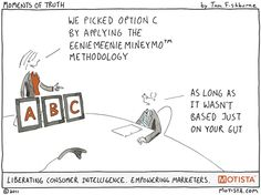 A weekly marketing cartoon by Tom Fishburne since If a picture tells a thousand words, a marketoon tells a thousand boring powerpoint slides. Math Cartoons, Math Jokes, Math Humor, Statistics Humor, Social Science Research, Be Yourself Quotes, Nerdy, How To Apply, In This Moment