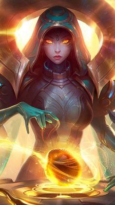 League of Legends- Odyssey Sona - League of Legends Fantasy Women, Dark Fantasy Art, Fantasy Girl, League Of Legends Characters, Lol League Of Legends, Dota 2, Rakan League Of Legends, Arte Fashion, Mobile Legends