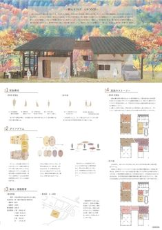 Love Drawing and Design? Finding A Career In Architecture - Drawing On Demand Home Architecture Styles, Japan Architecture, Minecraft Architecture, Architecture Collage, Architecture Drawings, Architecture Portfolio, Architecture Presentation Board, Presentation Layout, Wooden House Design