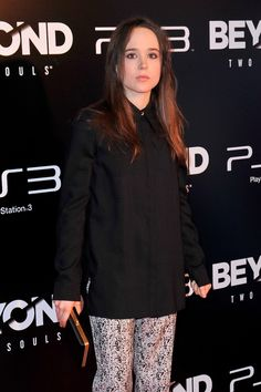 Ellen Page's awesome coming-out speech is a Valentine's Day gift to us all.