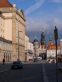 https://flic.kr/p/s3Diqt | Dresden - Am Altmarkt