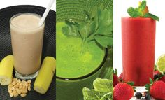 Slim Down with These Smoothies
