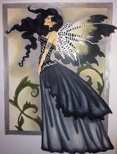 Colorist: Cristina B. Amy Brown Fairies, Dark Fairies, Mermaid Drawings, Mermaid Paintings, Unicorns And Mermaids, Fairytale Fantasies, Butterfly Fairy, Love Fairy, Fantasy Art