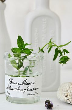 love bonne maman - the best jars to upcycle!