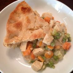 """Chicken Pot Pie IX I """"I have tried many pot pie recipes and this is the best one so far. It was so easy and the kids wanted seconds."""""""