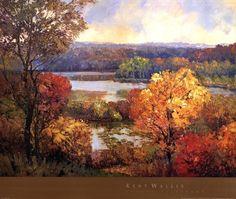 Kent Wallis Shades of Autumn
