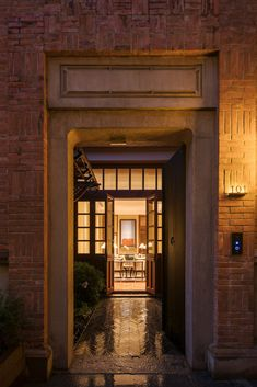 Image 5 of 25 from gallery of Capella Jianyeli / Kokaistudios. Photograph by Seth Powers Grand Canal, Shanghai, Gallery, Unit Plan, Inspiration, Home, Image, Architecture, Biblical Inspiration