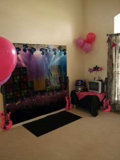 Haleigh's Rock Star 7th Birthday | CatchMyParty.com
