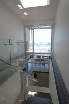 Maroubra glass steel Stair modern staircase