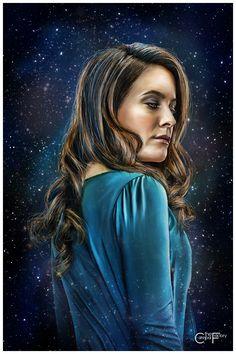 Alana Bloom - The Contracting Universe by thecannibalfactory.deviantart.com on @DeviantArt