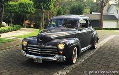Ford 1947 Deluxe Coupe - Portal compra venta vehículos clásicos