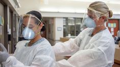 Researchers combine heat and humidity to disinfect N95 masks for reuse