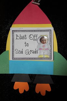 Just Reed....End of the Year Craft/reflection for K-5th