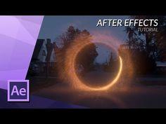 Doctor Strange Portal Effect – Adobe After Effects Tutorial - YouTube